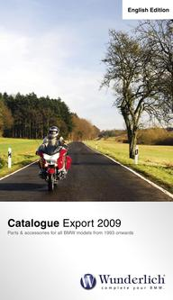 2009 Parts & accessories for all BMW models from 1993 onwards