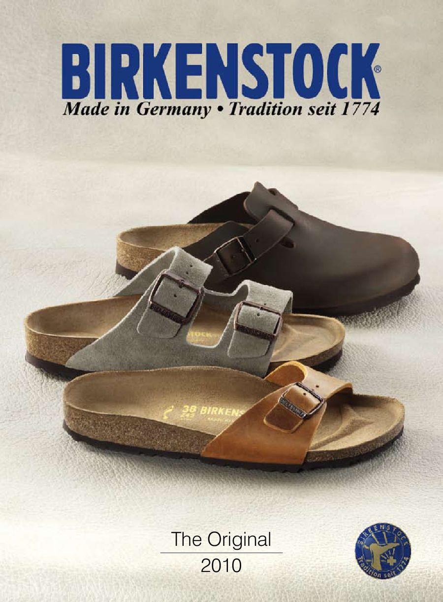 Birkenstock 2010 by Birkenstock