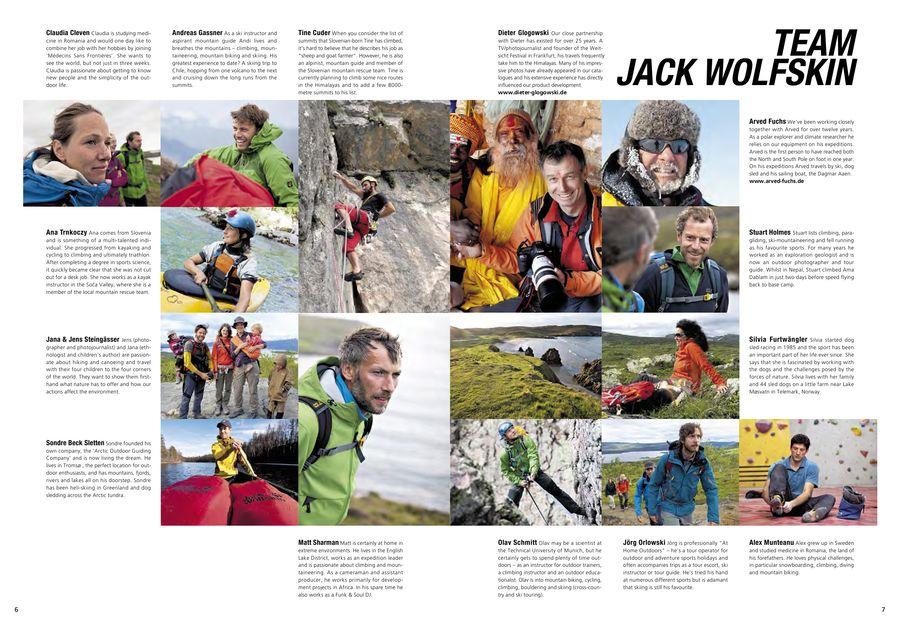 Jack Wolfskin ESCAPADO black: : Sport & Freizeit