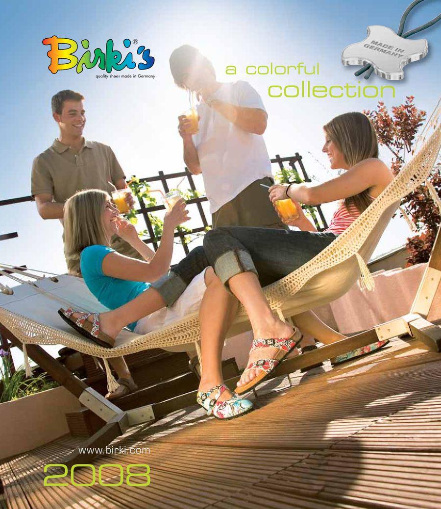 Catalog 2008 by Birki Schuh GmbH