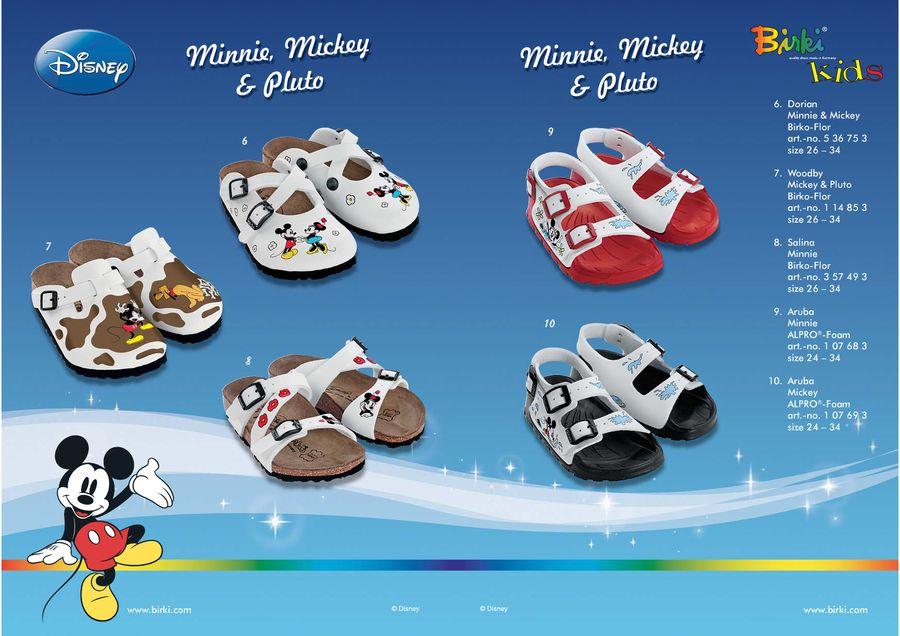 8d68b6e35554 Disney Collection by Birki Schuh GmbH