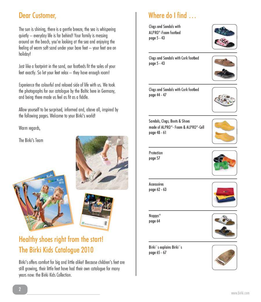 f9be521624b Sandals and Clogs 2010 by Birki Schuh GmbH