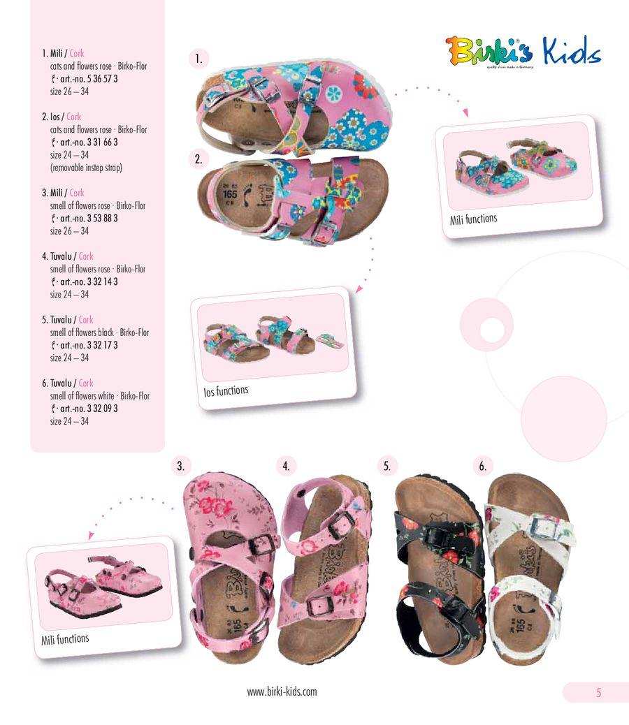 00e2d637f20e Sandals   Clogs for Kids 2010 by Birki Schuh GmbH