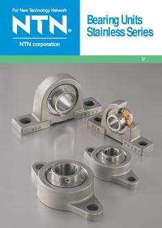 Bearing Units Stainless Series
