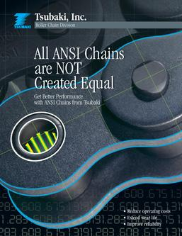 ANSI Roller Chains