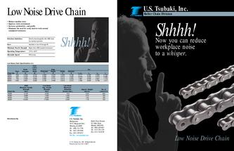 Low Noise Drive Chain
