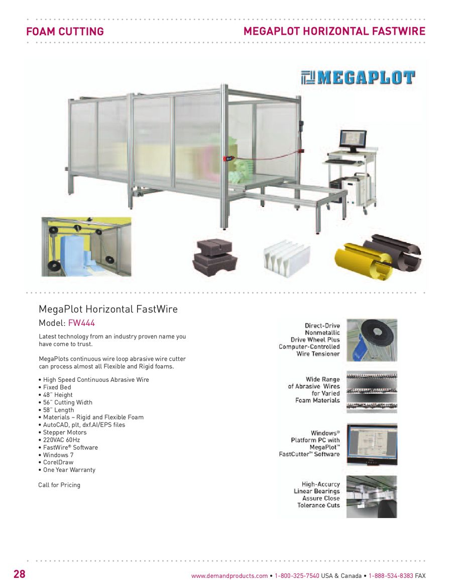 Great Abrasive Wire Foam Cutter Photos Rm Wirecut3d Cnc Machine Diy Wiring Diagram Page 30 Of Cutting Systems 2010 Hot