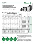 Contactors and Motor Protection