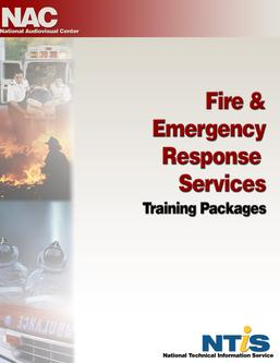 Fire and Emergency Response Services Training Packages