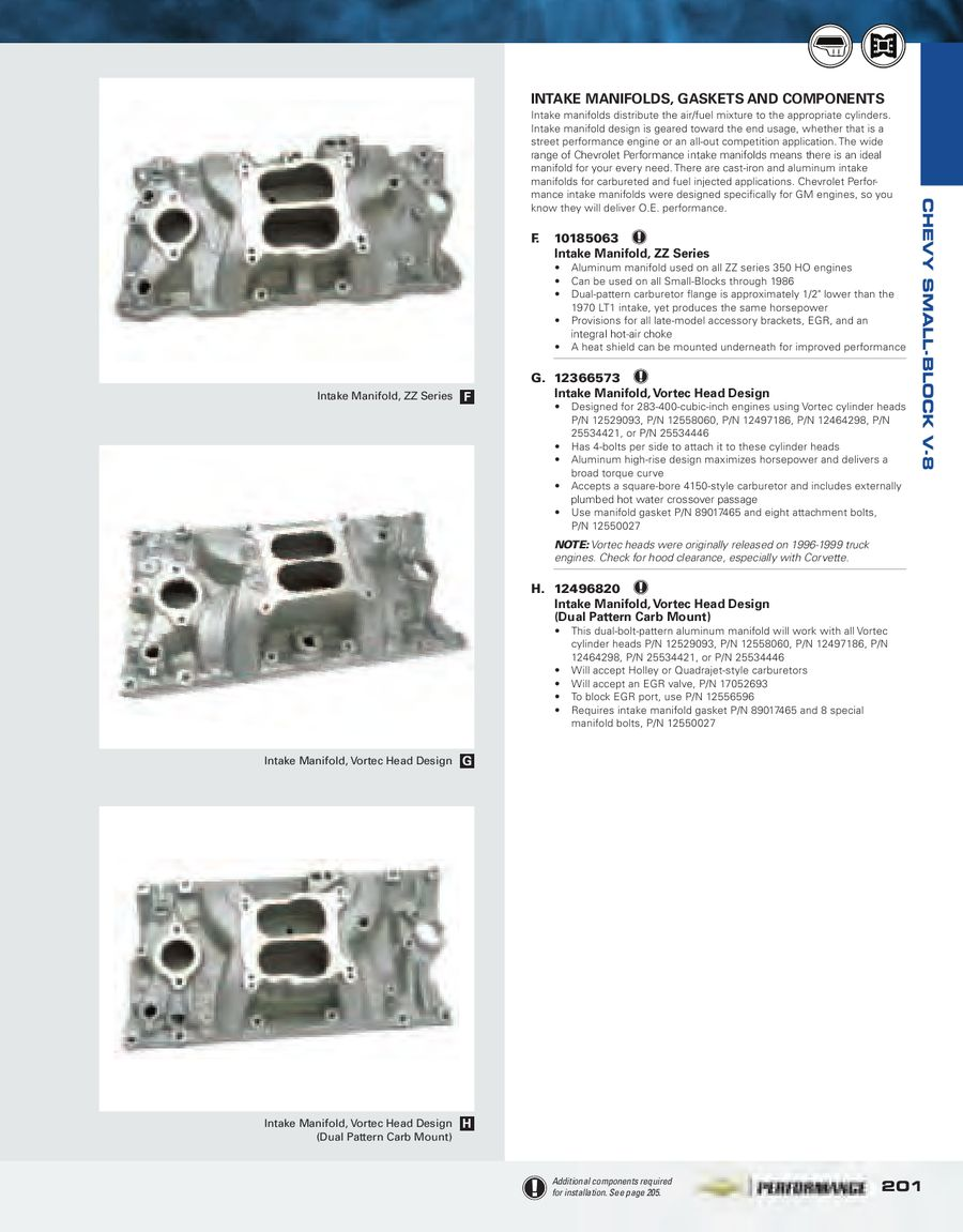 Page 204 of 2012 Performance Parts