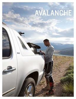 Avalanche 2012 (Spanish)