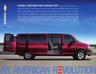 Chevy Express 07