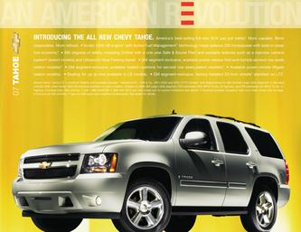 Chevy Tahoe 07