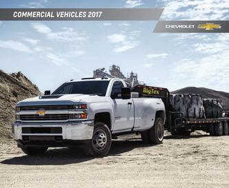 2017 Chevrolet Commercial