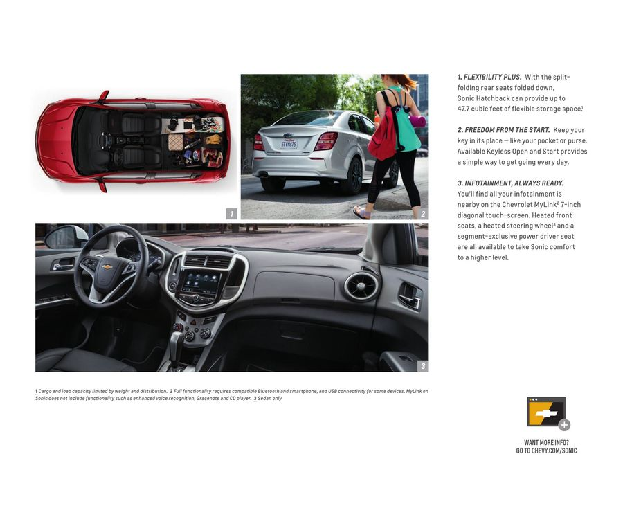 2018 Chevrolet Sonic by Chevrolet