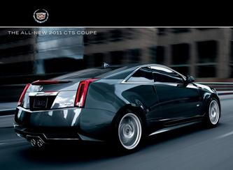 2011 CTS-V Coupe