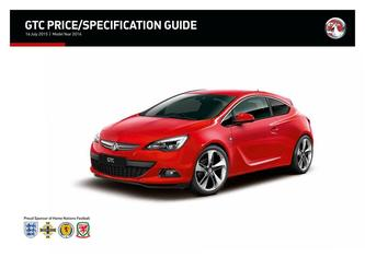 GTC Price and Specifications Guide 2015