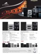 Home Theatre and HiFi Components