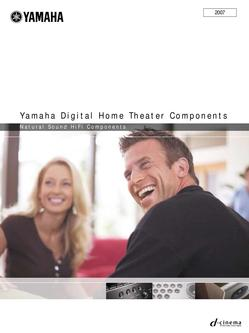 Digital Home Theater 2007 New Products Catalog