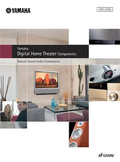 Digital Home Theater General Catalog