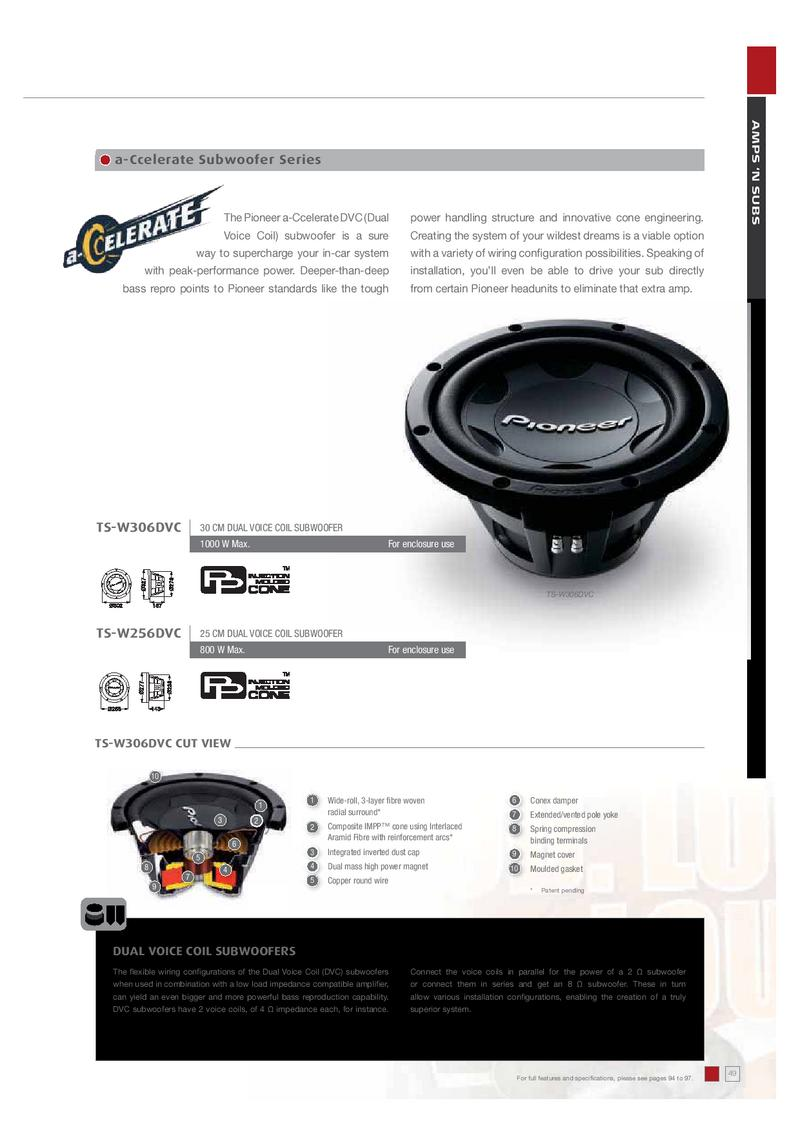 Page 49 Of Car Entertainment Guide 2006 How To Wire Dual Voice Coil Sub P 105