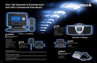 Sirius / Changers / Processors