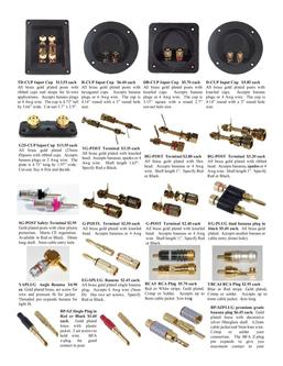 Madisound Speaker Components catalogs