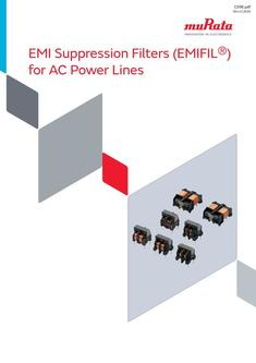 AC Line Filters 17/10/2016