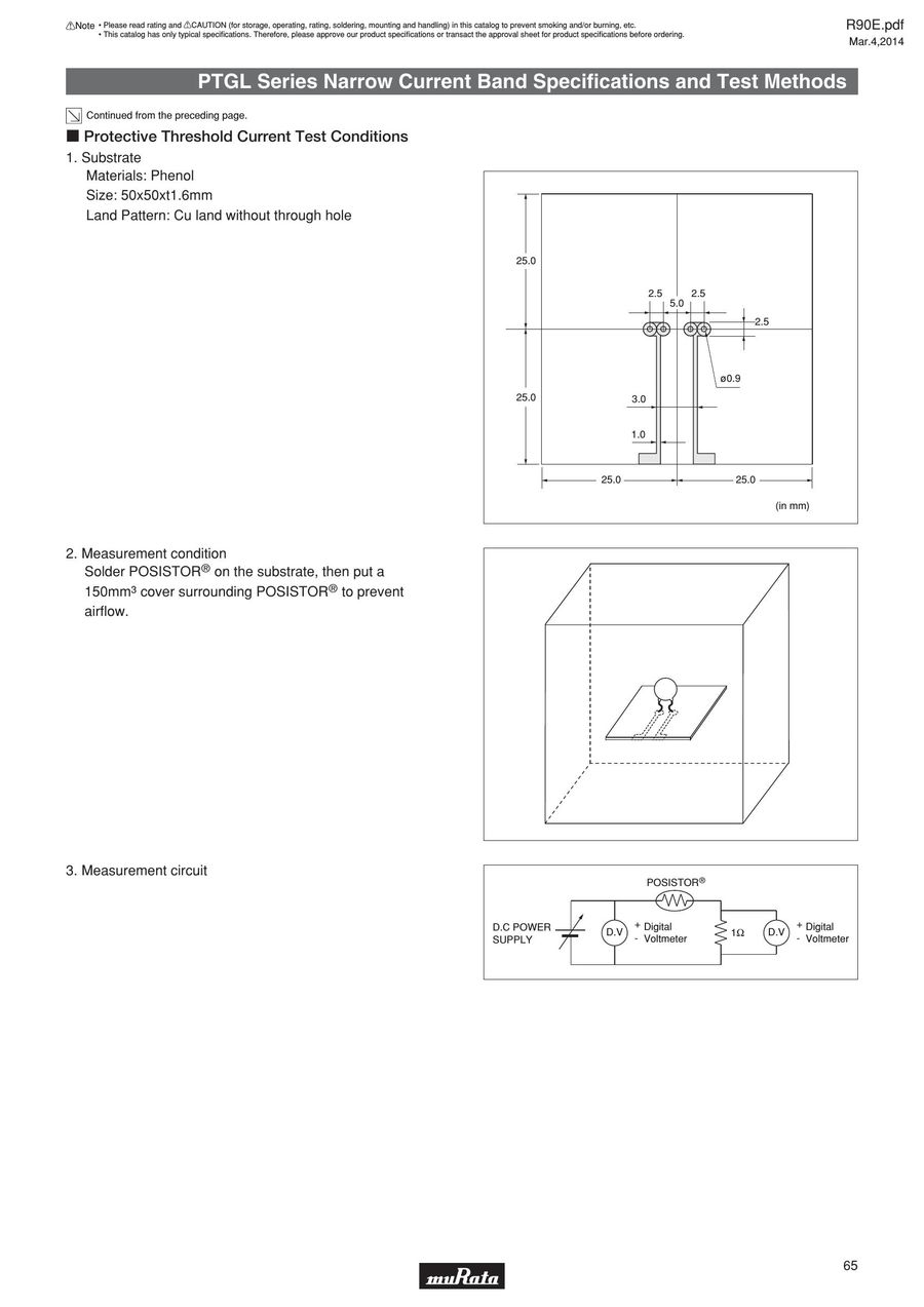 page 65 of ptc thermistors (posistor®) 17 04 2014 thermistor wire colors burner wiring diagram thermistor #18
