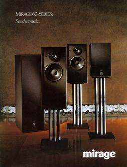 M 760 By Mirage Speakers