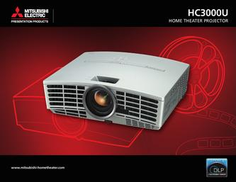 HC3000U Home Theater Projector