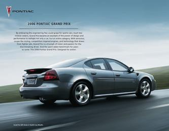 Pontiac Grand Prix 2006 by Pontiac