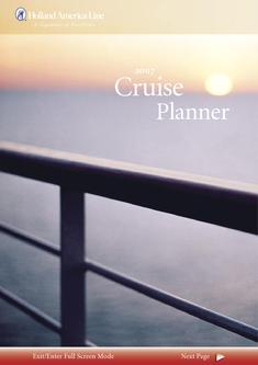 Cruise Planner 2007