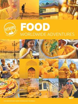 Food Worldwide Adventures 2017