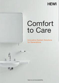 toilet rolls in Comfort to Care 2013 by HEWI Heinrich Wilke GmbH