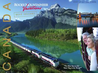 "2007 Rocky Mountaineer Vacations ""Best Sellers"""