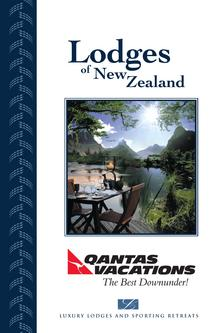 New Zealand North Island Luxury Logdes and Sporting Retreats