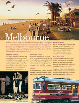 Melbourne Accommodation, Sightseeing, Great Ocean Road