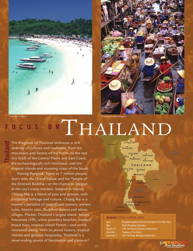 page 26 of china travel brochures thailand travel brochures