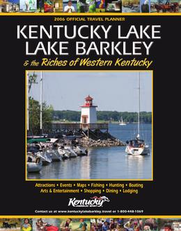 Kentucky Lake - Lake Barkley by Kentucky