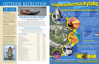 Kentucky Lake Outdoor Recreation by Kentucky
