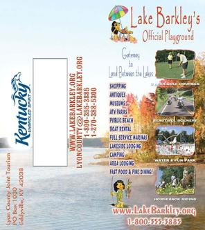 Lake Barkley Vacation Guide by Kentucky