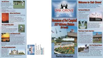 Oak Grove Brochure by Kentucky