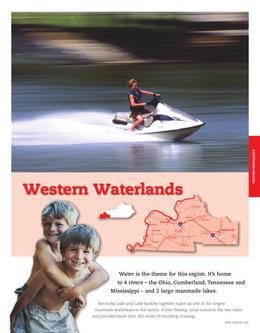 Western Kentucky State Vacation Guide by Kentucky
