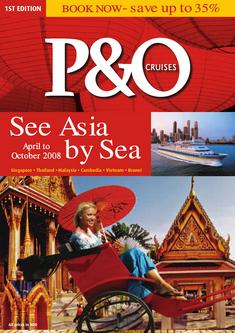 See Asia by Sea - Singapore, Thailand, Malaysia, Cambodia, Vietnam, Brunei