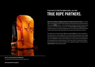 Alpine Rucksacks 2014/2015