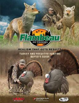 Catalogue: Flambeau, Inc. 2011 Predator/Turkey