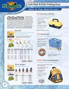 Safe sink kids fishing gear by flambeau inc for Fishing stuff for kids