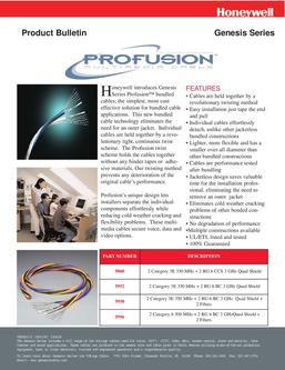 Profusion Multimedia Cable