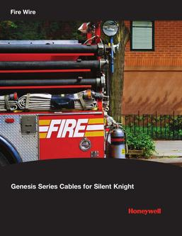 Fire Cables for Silent Knight